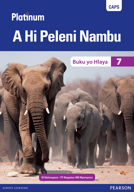 Picture of Platinum A Hi Peleni Nambu CAPS: Platinum A Hi Peleni Nambu: Grade 7: Reader Gr 7: Reader