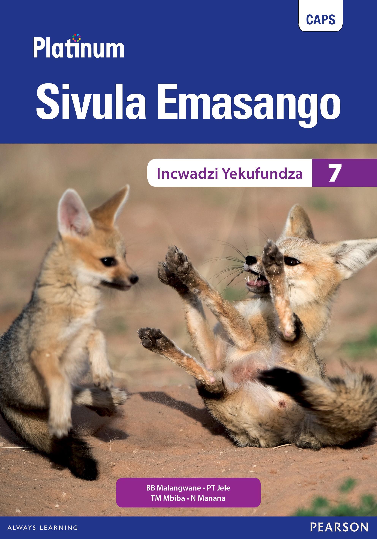 Picture of Platinum sivula emasango CAPS: Platinum Sivula Emasango: Grade 7: Reader Gr 7: Reader