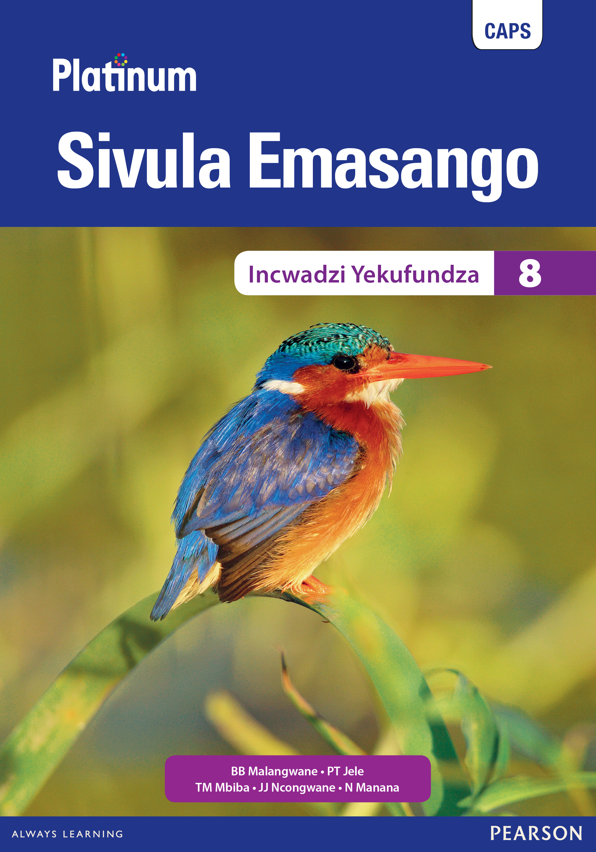 Picture of Platinum sivula emasango CAPS: Platinum Sivula Emasango: Grade 8: Reader Gr 8: Reader