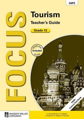 Picture of Focus tourism CAPS: Gr 12: Teacher's guide