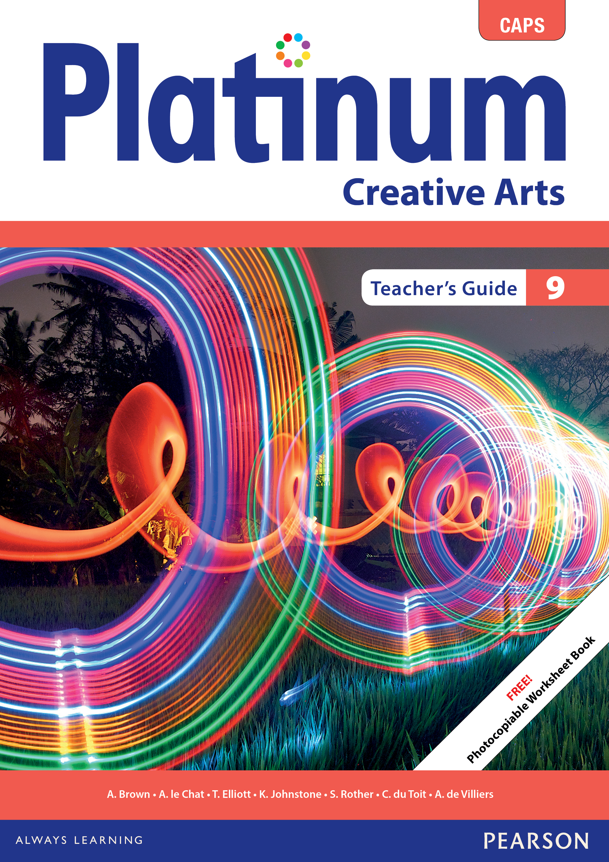Picture of Platinum creative arts CAPS : Gr 9: Teacher's guide