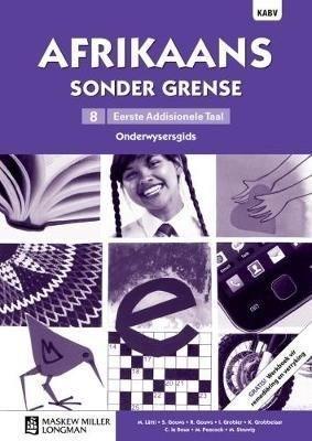 Picture of Afrikaans sonder grense KABV: Gr 8: Onderwysersgids : Eerste addisionele taal
