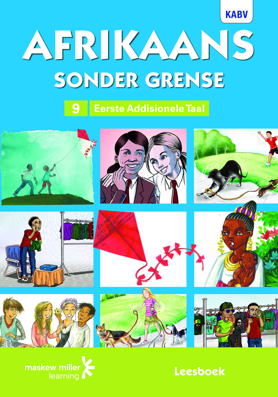 Picture of Afrikaans sonder grense KABV: Gr 9: Leesboek : Eerste addisionele taal