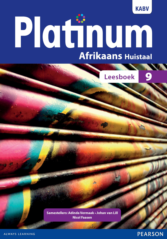 Picture of Platinum Afrikaans KABV: Platinum Afrikaans huistaal: Graad 9: Leesboek Gr 9: Leesboek