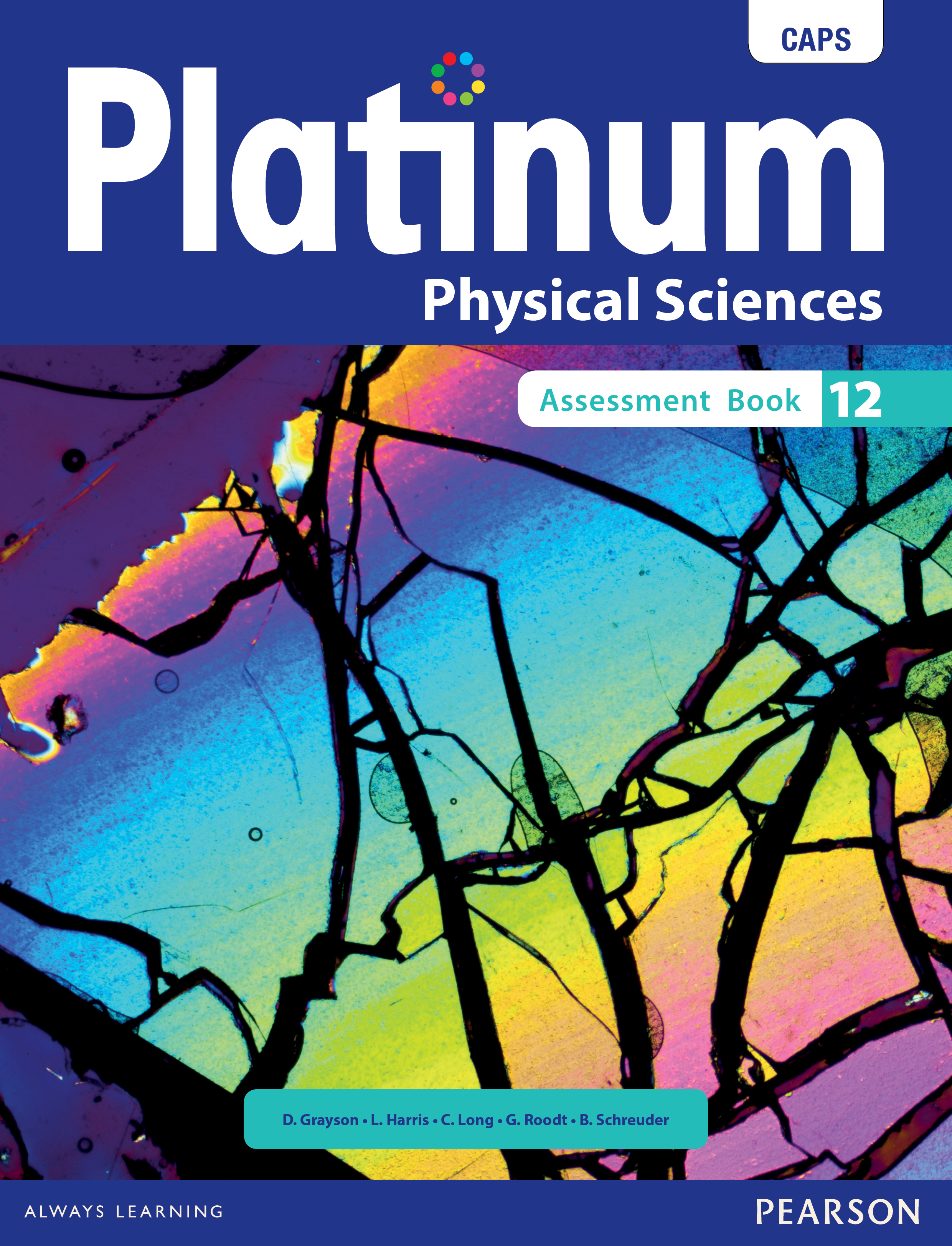 Picture of Platinum Physical Sciences: Grade 12: Assessment Book