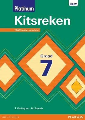 Picture of Kitsreken: Graad 7: Werkboek : CAPS aligned