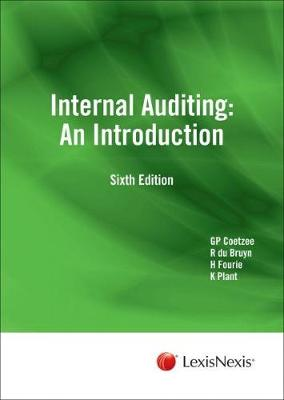 Picture of Internal auditing : An introduction