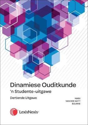 Picture of Dinamiese ouditkunde : 'n Studente uitgawe
