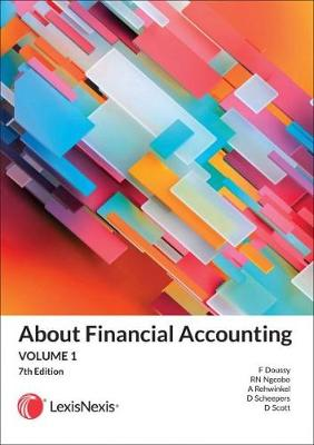 Picture of About financial accounting : Vol. 1