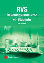 Picture of Rekeningkunde Vrae vir Studente