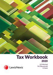 Picture of Tax Workbook 2020