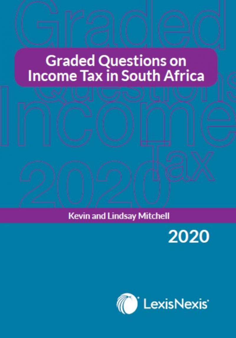 Picture of Graded Questions on Income Tax in South Africa 2020