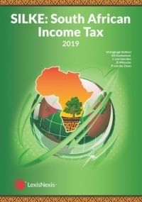Picture of SILKE : South African Income Tax 2020