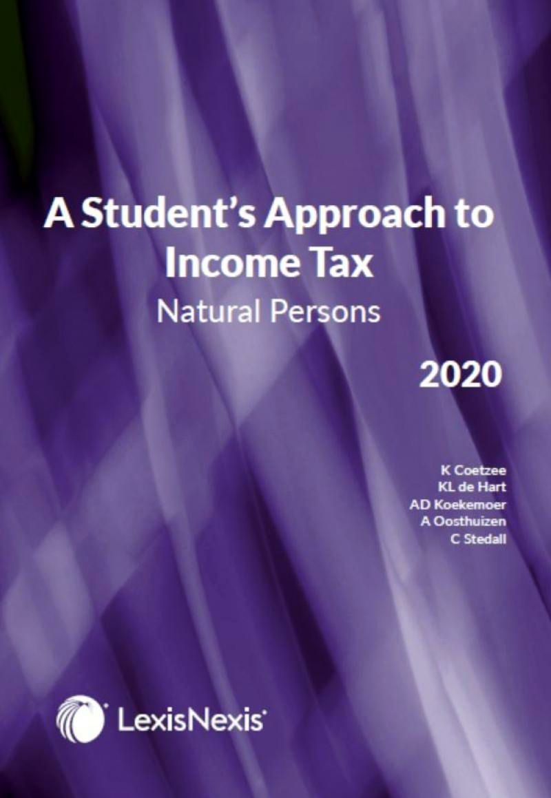 Picture of Student Approach to Income Tax : Natural Persons 2020