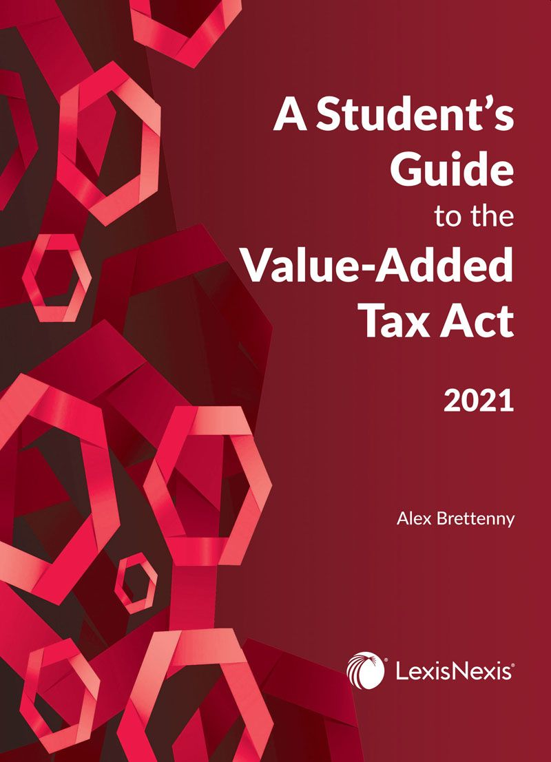 Picture of A Student's Guide To The VAT Act 2021