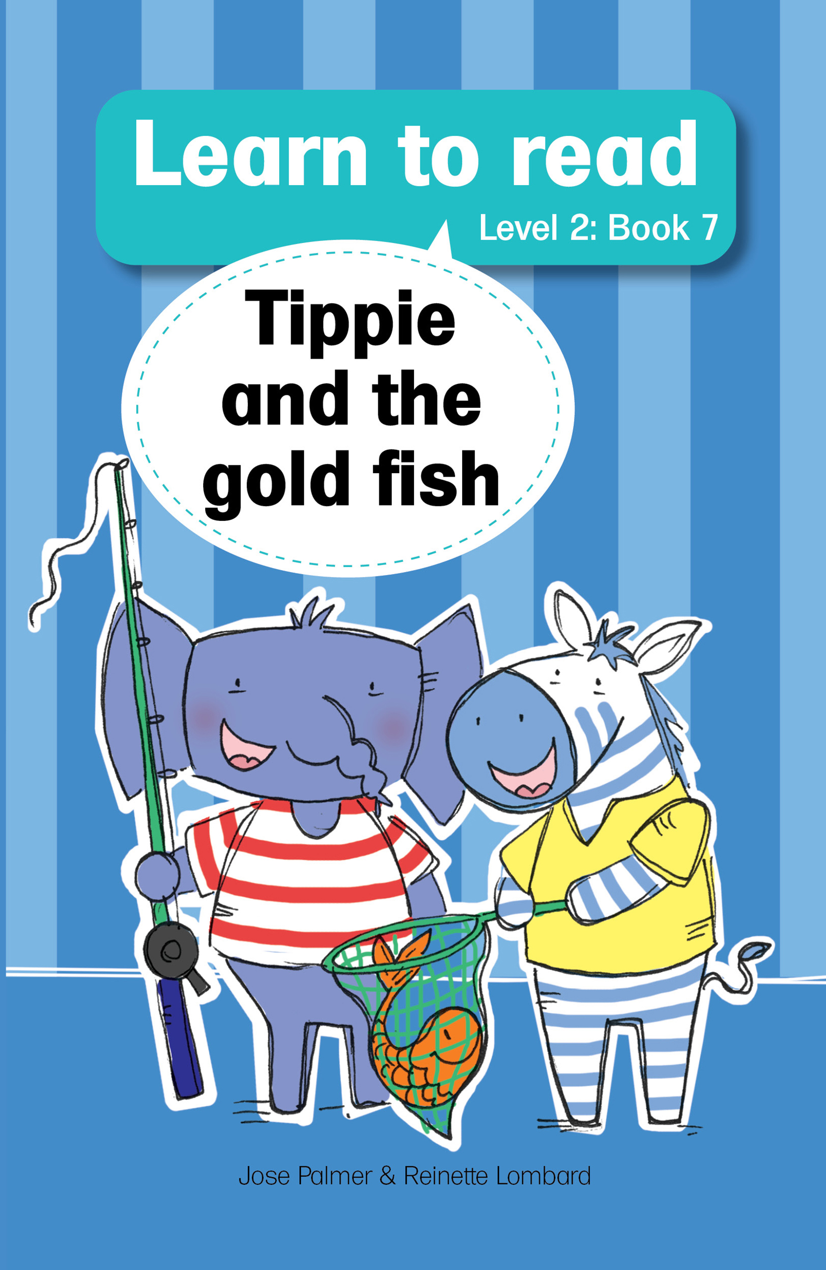 Learn to Read: Tippie and the Gold Fish