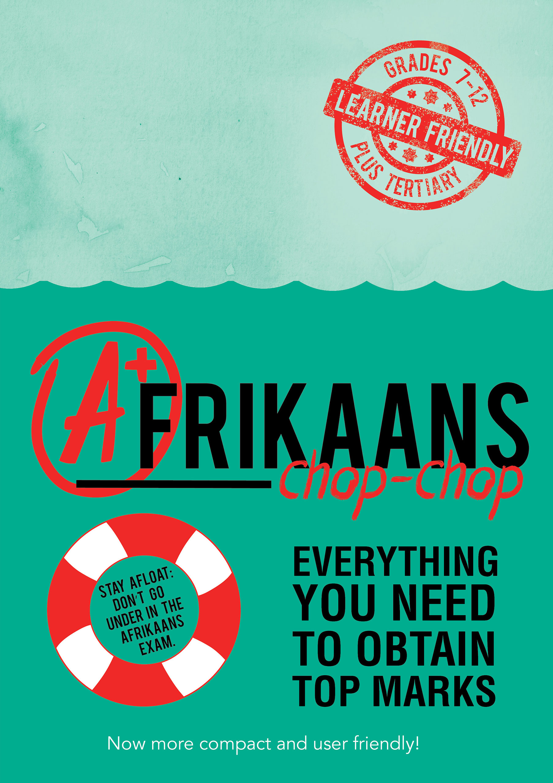 Afrikaans + Chop-Chop : Everything You Need to Obtain Top Marks