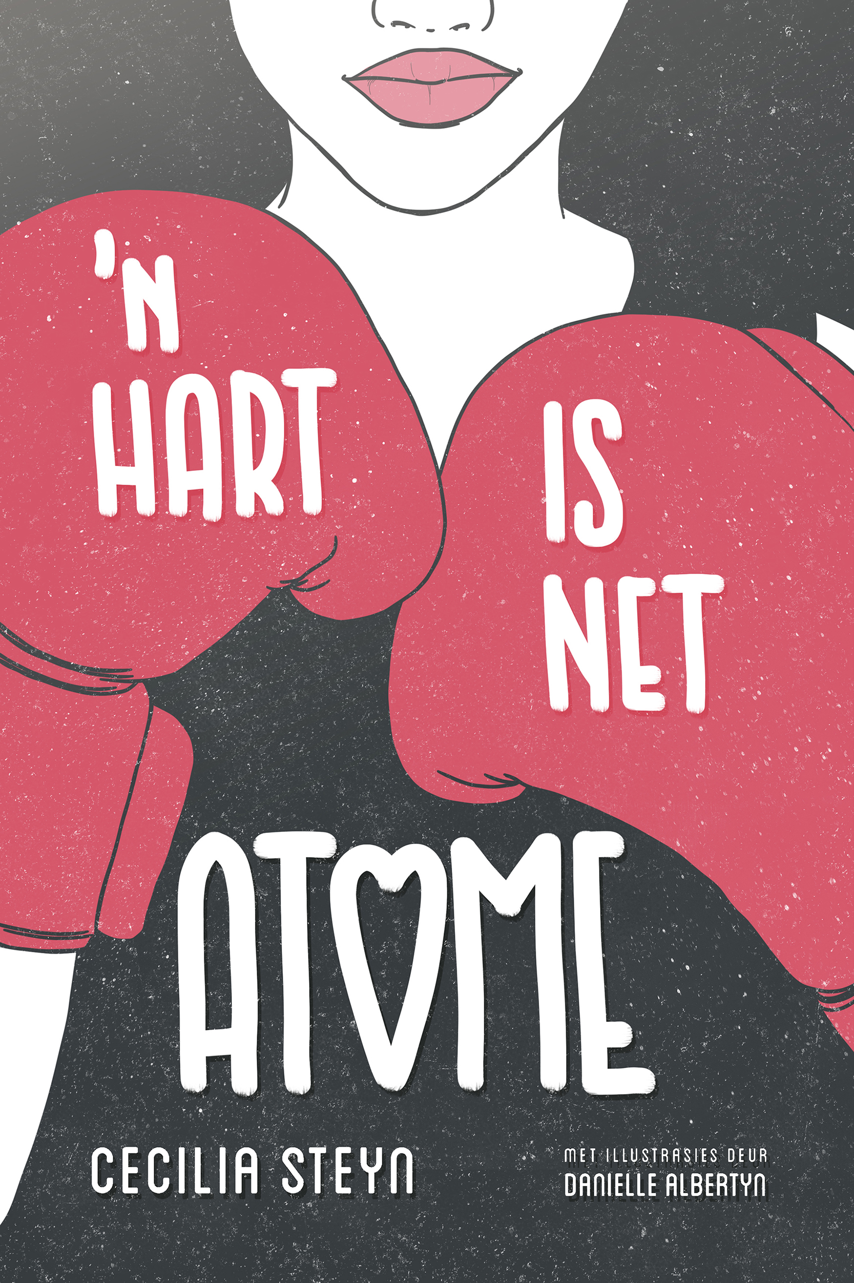 Picture of 'n Hart is Net Atome