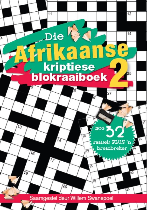 Die Afrikaanse Kriptiese Blokraaiselboek II