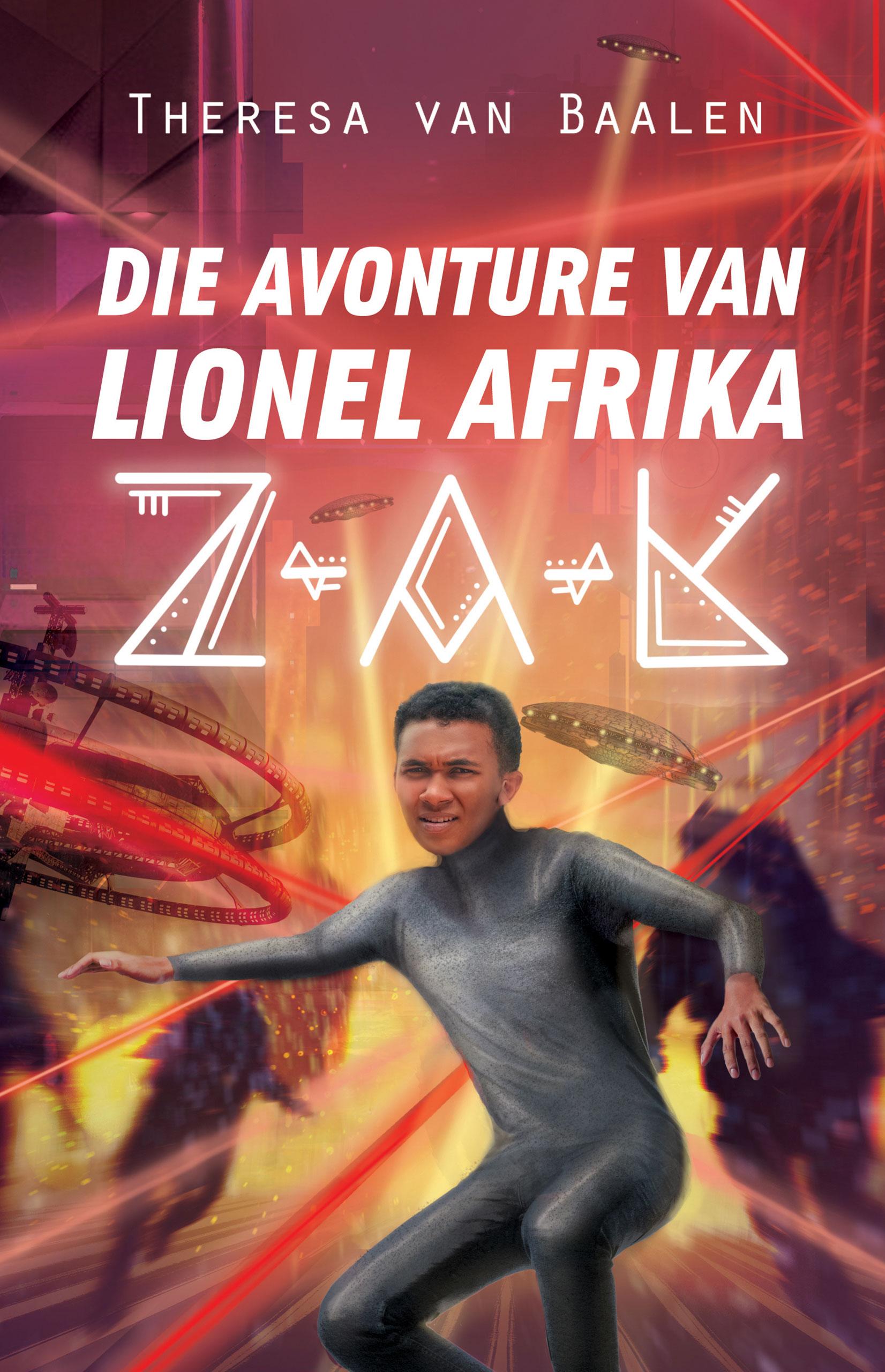 Die Avonture Van Lionel Afrika