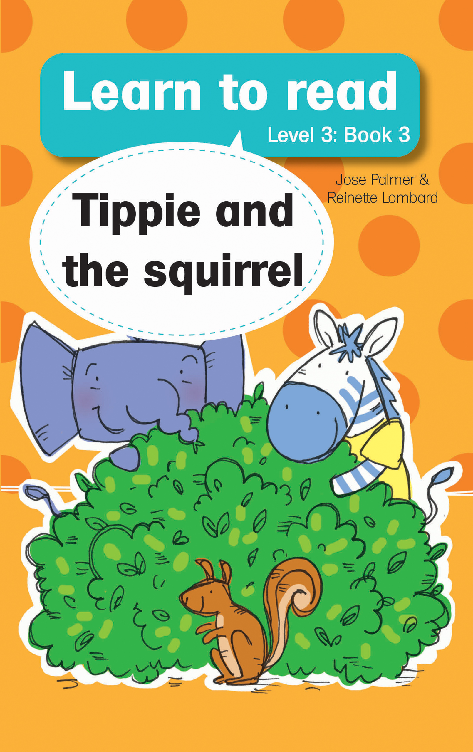 Tippie and the Squirrel