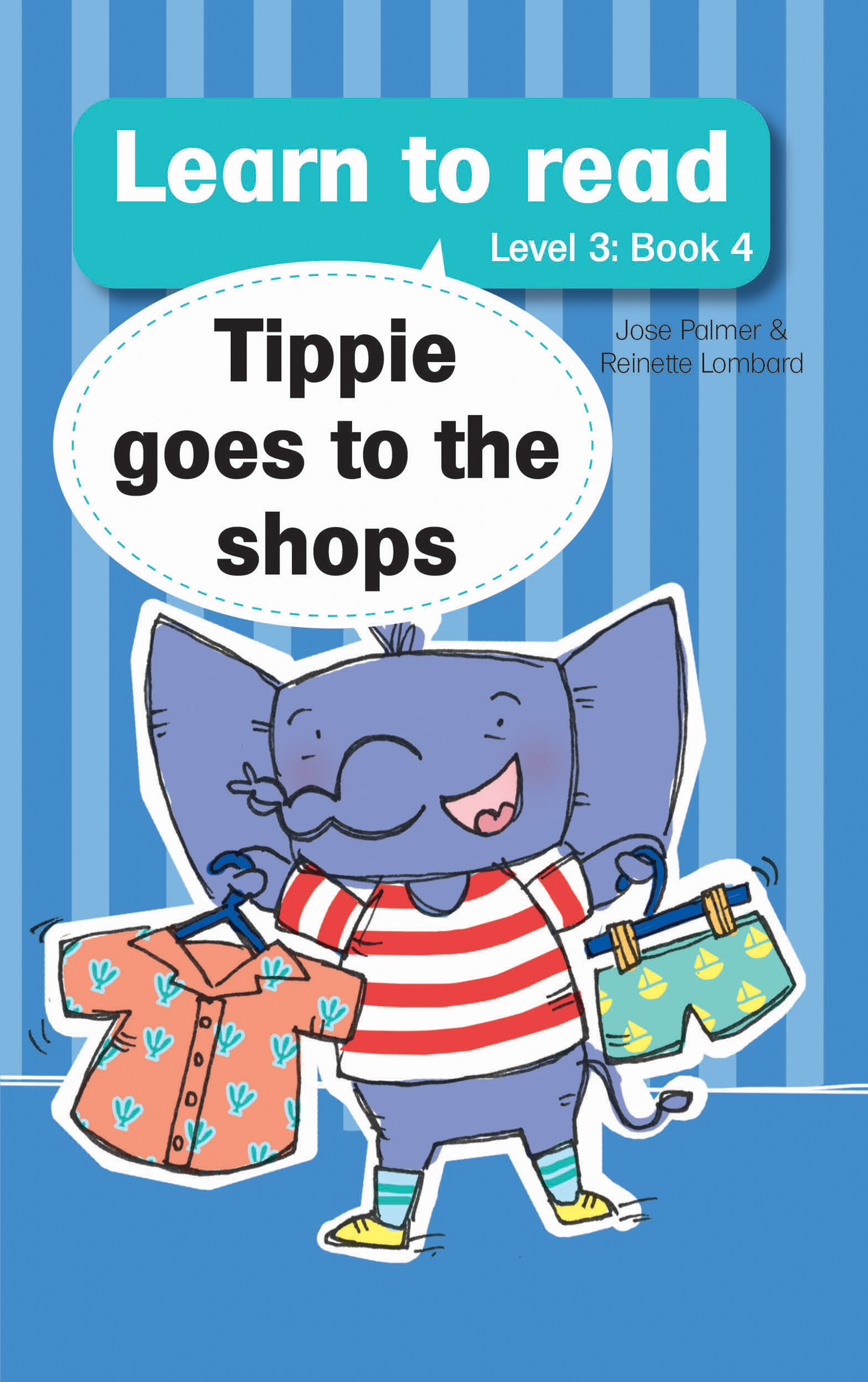 Tippie Goes to the Shops