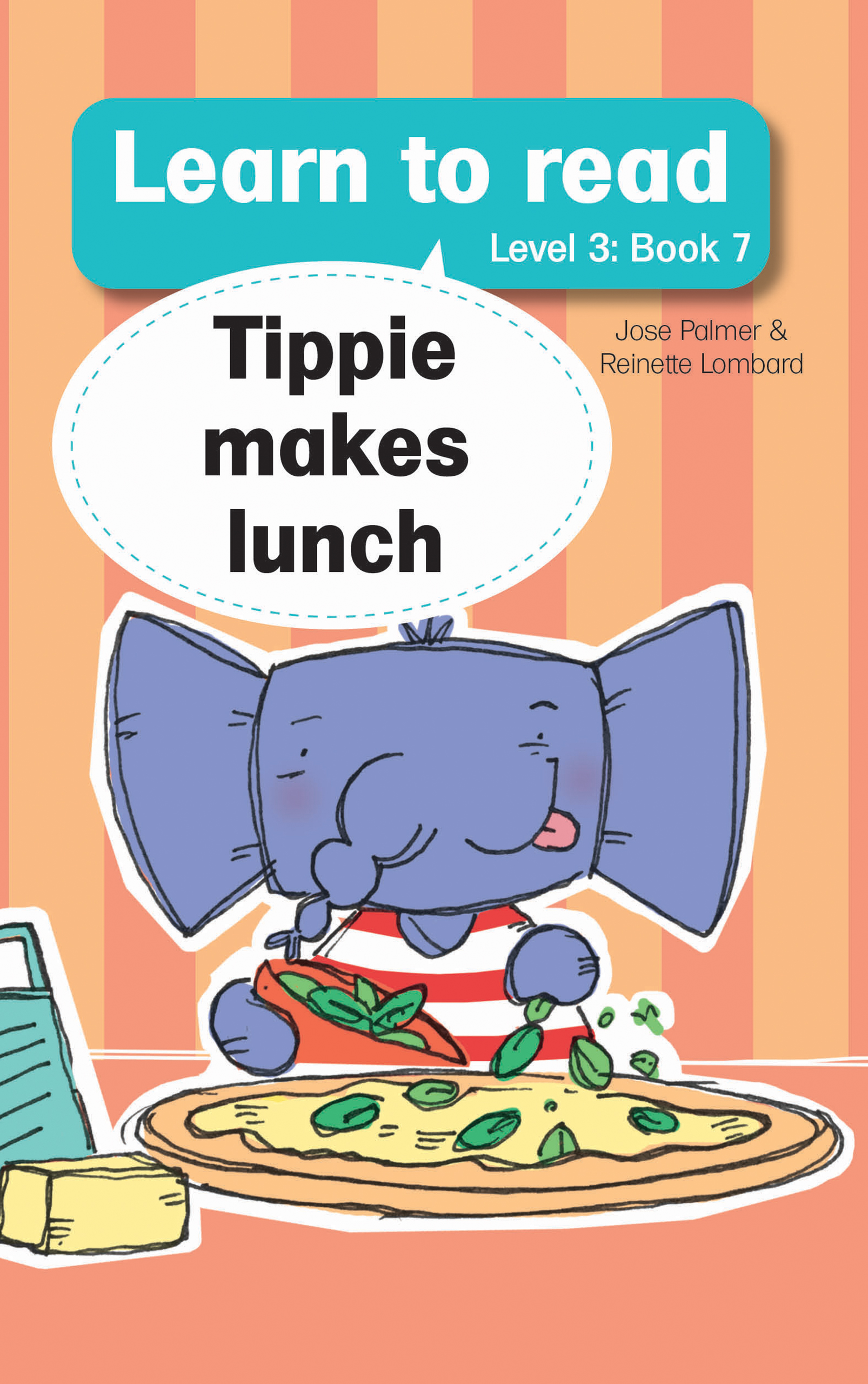 Tippie Makes Lunch