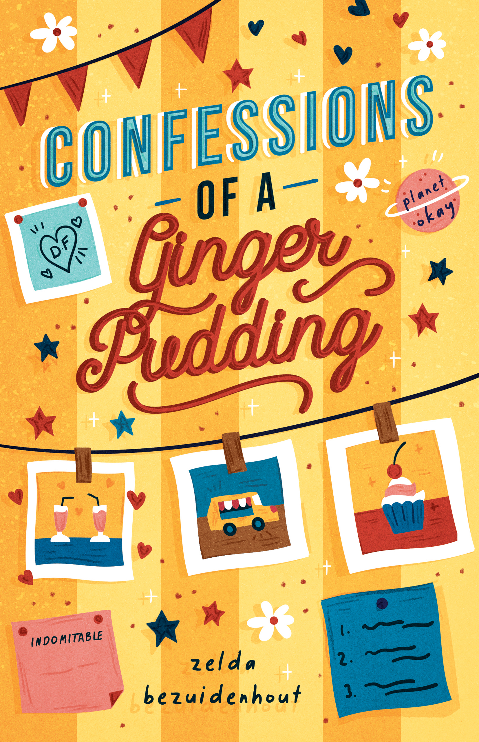 Picture of Confessions of a Ginger Pudding