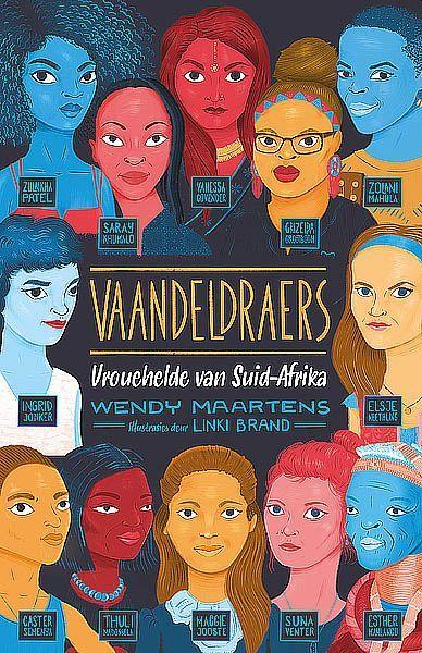 Vaandeldraers Bokspak : Vrouehelde van Suid-Africa