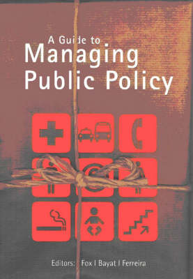 Picture of A guide to managing public policy