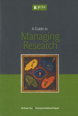 Picture of A guide to managing research