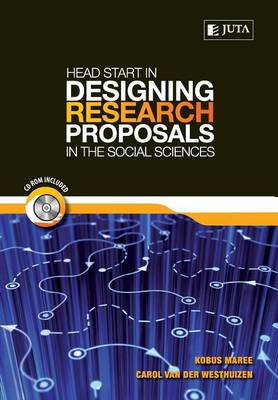 Picture of Headstart in designing research proposals in the social sciences