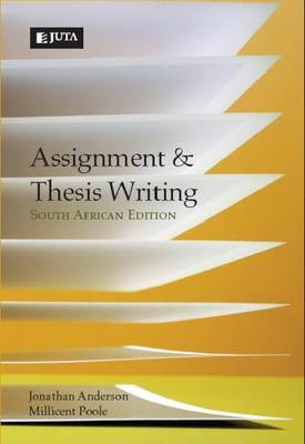 Picture of Assignment and thesis writing