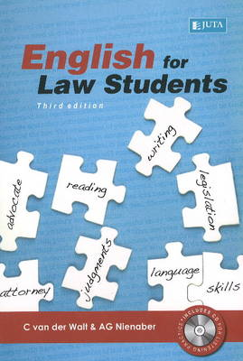 Picture of English for law students