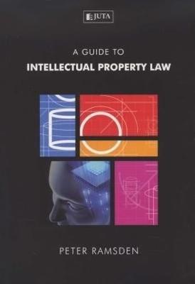 Picture of A guide to Intellectual property law