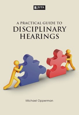 Picture of A practical guide to disciplinary hearings