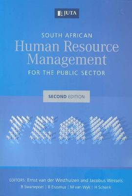 Picture of South African human resource management for the public sector