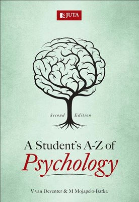 Picture of A student's A-Z of psychology