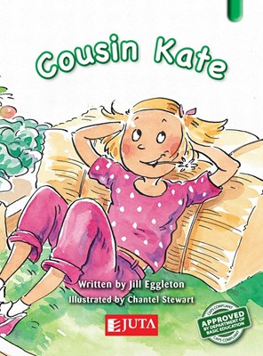 Picture of Cousin Kate: Green: Gr 3