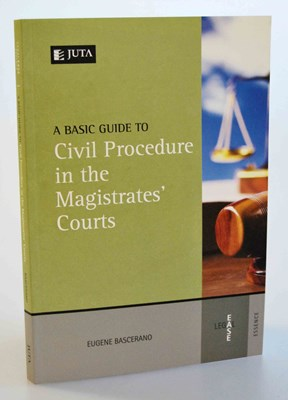 Picture of A basic guide to civil procedure in the magistrates' courts