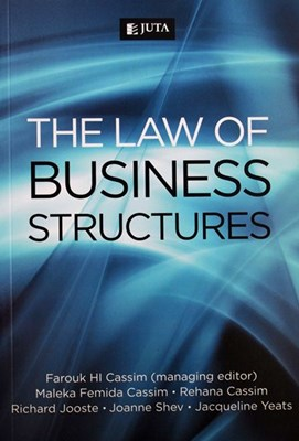Picture of The law of business structures