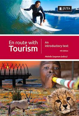 Picture of En Route with Tourism : An Introductory Text