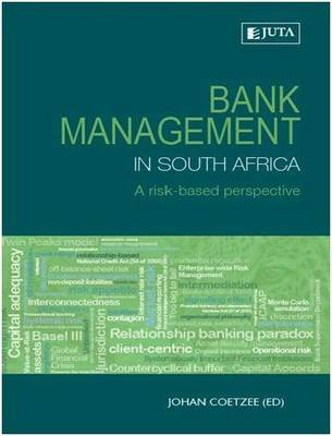 Picture of Bank management in South Africa : A risk-based perspective