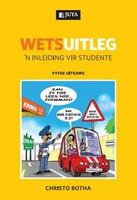 Picture of Wetsuitleg : 'n Inleiding vir studente