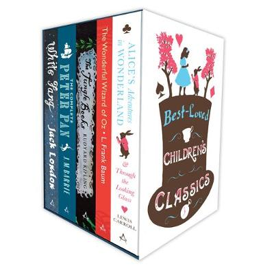 Best Loved Children's Classics - Box Set
