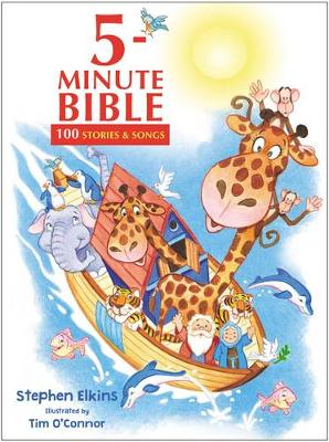 Picture of 5-Minute Bible