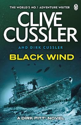 Picture of Black Wind : Dirk Pitt #18