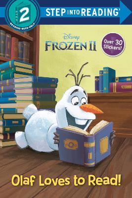 Olaf Loves to Read! (Disney Frozen 2)