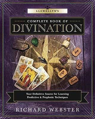 Picture of Llewellyn's Complete Book of Divination: Your Definitive Source for Learning Predictive and Prophetic Techniques