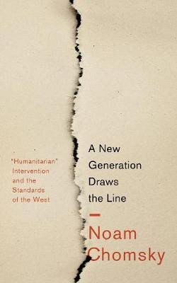 Picture of A New Generation Draws the Line : 'Humanitarian' Intervention and the Standards of the West